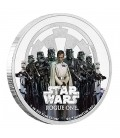 Star Wars: Rogue One - The Empire 1 Oz Silver Coin
