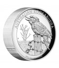 Kookaburra 2016 5oz Silver Proof High Relief Coin