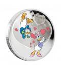 Disney Silver Coin - Love Crazy