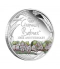 100th Anniversary of Gumnut Babies 2016 1oz Silver Proof Coin & Book