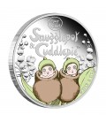 Snugglepot & Cuddlepie 2016 1/2oz Silver Proof Coin