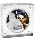 Star Wars: The Force Awakens - Captain Phasma Silver Coin