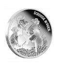 Disney Silver Coin - Scrooge McDuck
