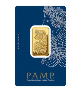 PAMP 20 gram Gold Bar