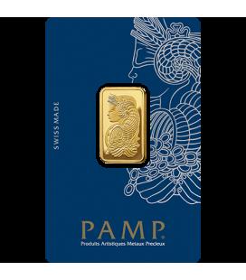 PAMP 10 Gram Gold Bar