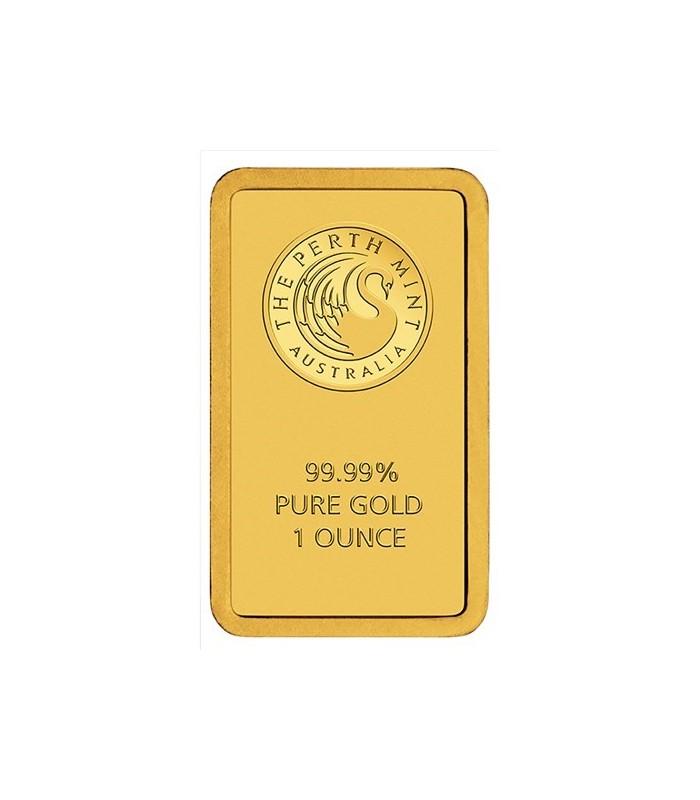 Perth Mint 1 Ounce Gold Bar