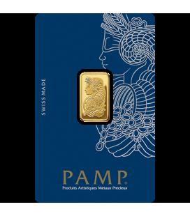 PAMP 5 Gram Gold Bar