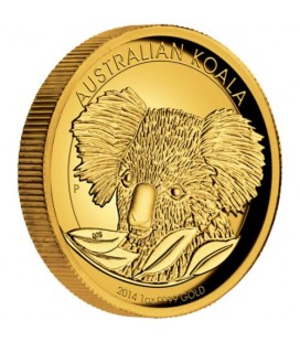 Australian Koala 2014 Gold Proof Coin Series