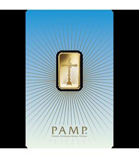 Romanesque Cross - Gold 5g