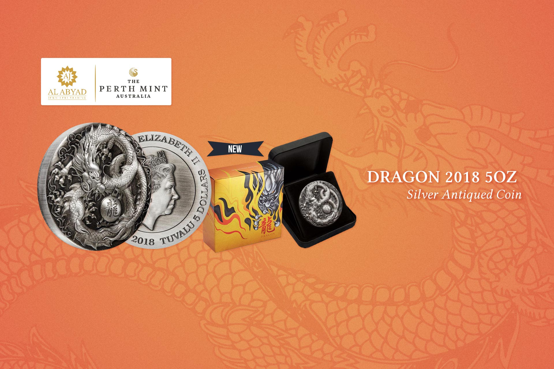 Dragon-Silver-Antiqued-Coin-2018