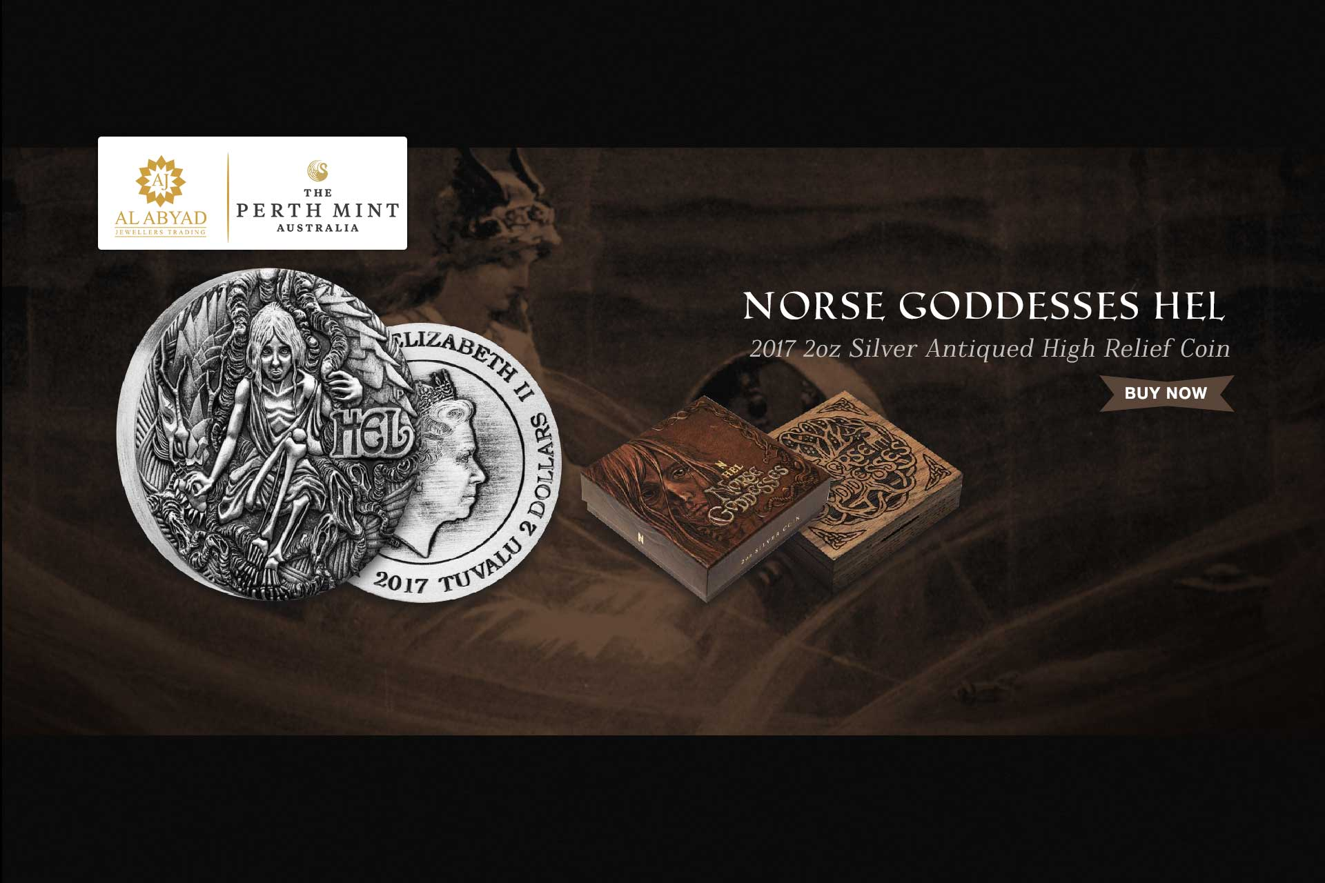 Norse-Godness-Hel